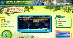 Climate Kids Educational Website