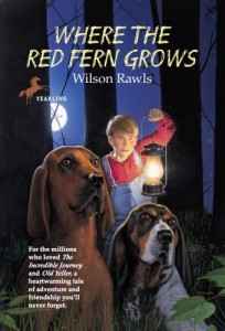 Middle School Reading Pick: Where the Red Fern Grows